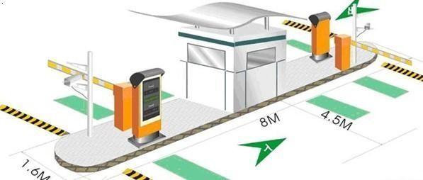 泉州车牌识别系统施工安装,智能车牌识别系统安装