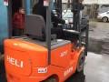 仓储用二手电动叉车,1.5吨合力电瓶堆高叉车