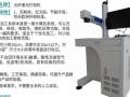 光纤激光打标机出售