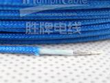 长春硅胶编织线 0.20平方玻璃纤维耐高温编织线 200度高温编