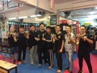 深圳专业拳击散打培训 强身搏击俱乐部