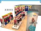 儿童服装店装修儿童用品展柜