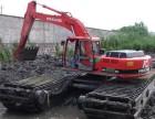 长治市城区中国洋马200型清淤挖掘机租赁适应滩涂开发