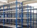 中型货架轻型储藏库房货架重型仓库家用地下室置物架