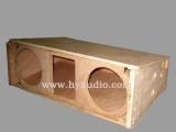 线阵箱体,线性音箱空壳,线阵舞台音箱箱体