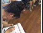 [泸州湘子化妆培训]学化妆送纹绣、美甲、美睫课程