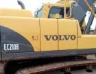 二手挖掘机出售:沃尔沃240B、290B二手挖掘机