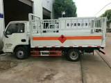 乐山易燃气体厢式车