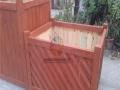 防腐木花箱木制花盆长方形阳台种菜盆户外组合花槽花池
