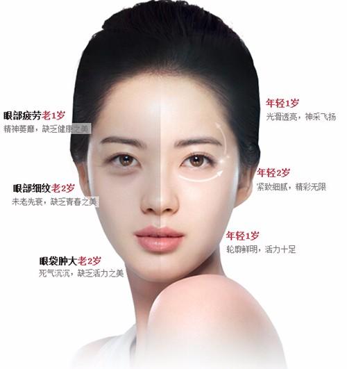 贵州贵阳莱特爱量子精雕祛眼袋能维持多久