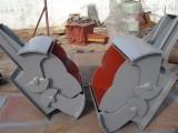 浩辰牌电液动手动腭式阀,气动弧形阀,不锈钢焊接,做工精良