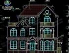 永云别墅AT075三层欧式风格别墅全套设计图纸