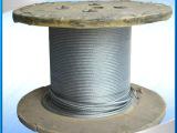 现货出售 镀锌吊机钢丝线 拉索钢丝绳