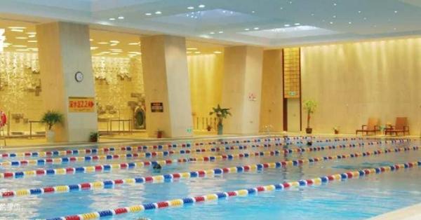 动力堡游泳健身盛世领墅店重装升级预售