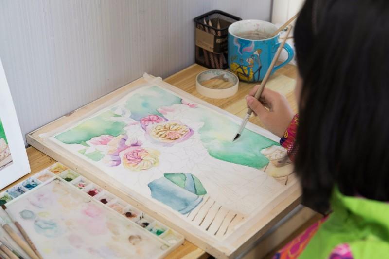 大屯路惠新西街附近画室 天空艺术画室素描油画速写