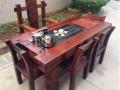 厂家直销 利群老船木棋盘茶桌椅 组合 船木茶台茶几吧台