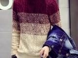 秋冬季男士毛衣修身打底针织衫薄韩版潮流线衣服男装外套个性