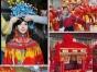 太原古交中式婚礼八抬大轿龙凤花轿婚庆