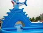 广西大型水上乐园水上闯关游泳池支架水池充气水池