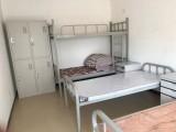 處理一批加固型上下鋪鐵床 上下床 高低床 員工學生工地雙層床