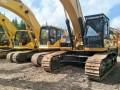 二手卡特340d挖机2手小挖机交易市场合肥二手挖机个人转让