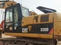 滁州卡特320D二手挖掘机,公司直销,无中介价格可优惠