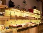 实木面包架展示架面包柜超市面包架蛋糕展柜实木蛋糕架货架边柜