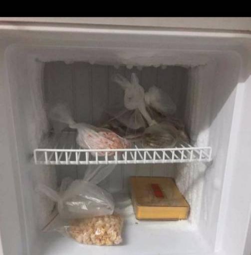 搬家转让新力双门冰箱112升