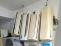 大量二手空调出售出租维修。