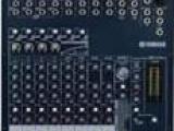 雅马哈MG124CX调音台
