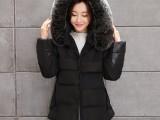 冬装新款韩版宽松大码女装中长款短款小棉衣短外套