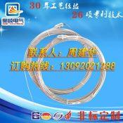 耐高温铠装伴热电带矿物绝缘MI加热电缆线加热丝