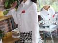 韩版淑女装秋季衬衫批发2017最低价秋季女装长袖衫货源批发网