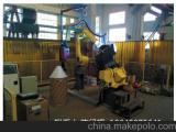 中厚板结构件焊接机器人工作站