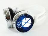 EXO 新款 星云系列 同款 周边 EXO耳戴式耳机 BH001