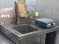转让9成新厨房专用304不锈钢洗手盆