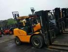 上海二手合力叉车3吨价格 杭州新款3吨内燃二手叉车优惠出售