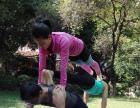 泉州户外瑜伽每周六上午九点公益瑜伽东湖公园大坪山