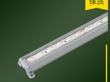 中山LED線性燈戶外工程亮化廠家DMX512線條燈直銷硬燈條
