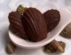 法式慕斯巧克力玛德蕾尼