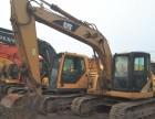 二手挖掘机卡特313c 刚从工地拉回来的 低价出售