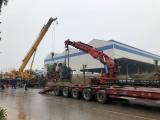 汩罗工厂搬迁 设备吊装 搬运 安装 方案