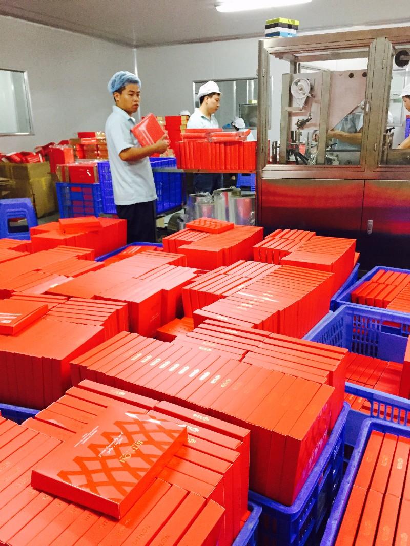 广州戈蓝生物科技有限公司,护肤品牌的定制基地