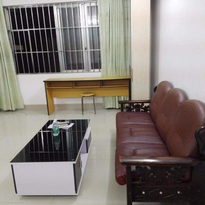 建设 南站海丰花园 2室 2厅 80平米 整租