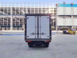 箱式冷藏车 生鲜运输车 超级轻卡