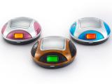 车家两用智能空气净化器 车载氧吧 负离子冷触媒太阳能空气净化机