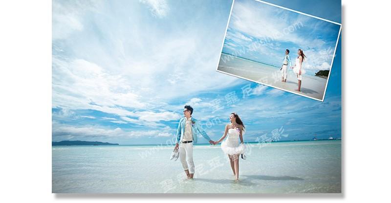 青岛婚纱摄影哪家好 青岛圣罗尼亚婚纱摄影