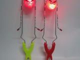 闪光愤怒的小鸟轨道球 YOYO球 带灯光 儿童发光玩具 批发 1