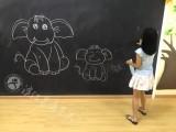 滨江区美术少儿艺术培训动起来
