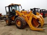 二手徐工300F抓木机性能佳,徐工3吨抱木二手装载机出售